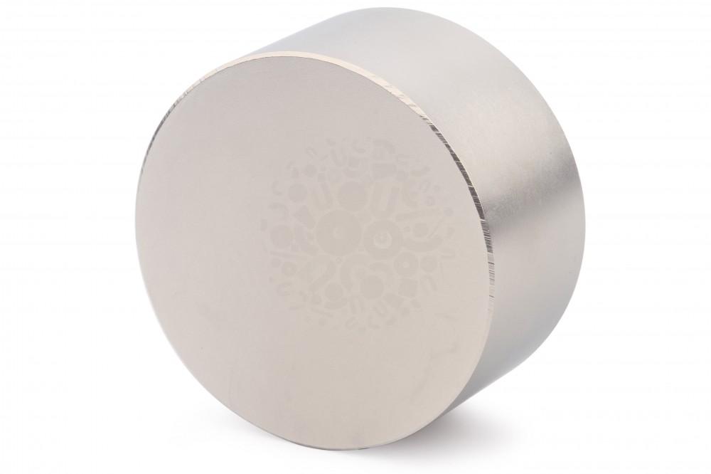 Неодимовый магнит диск 60х30 мм в Челябинске