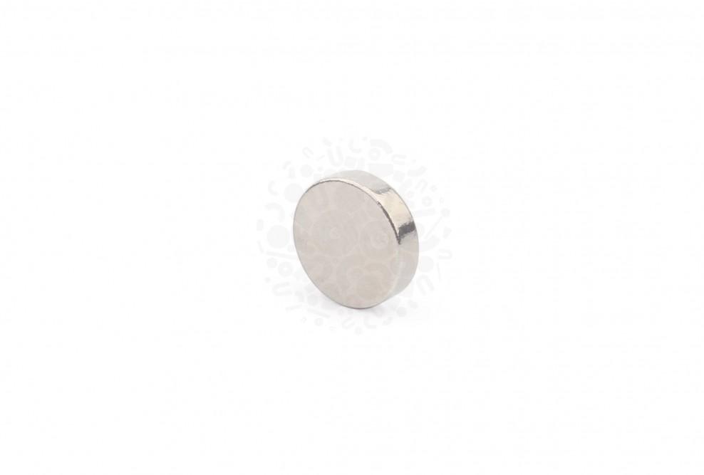 Неодимовый магнит диск 8х2 мм в Казани