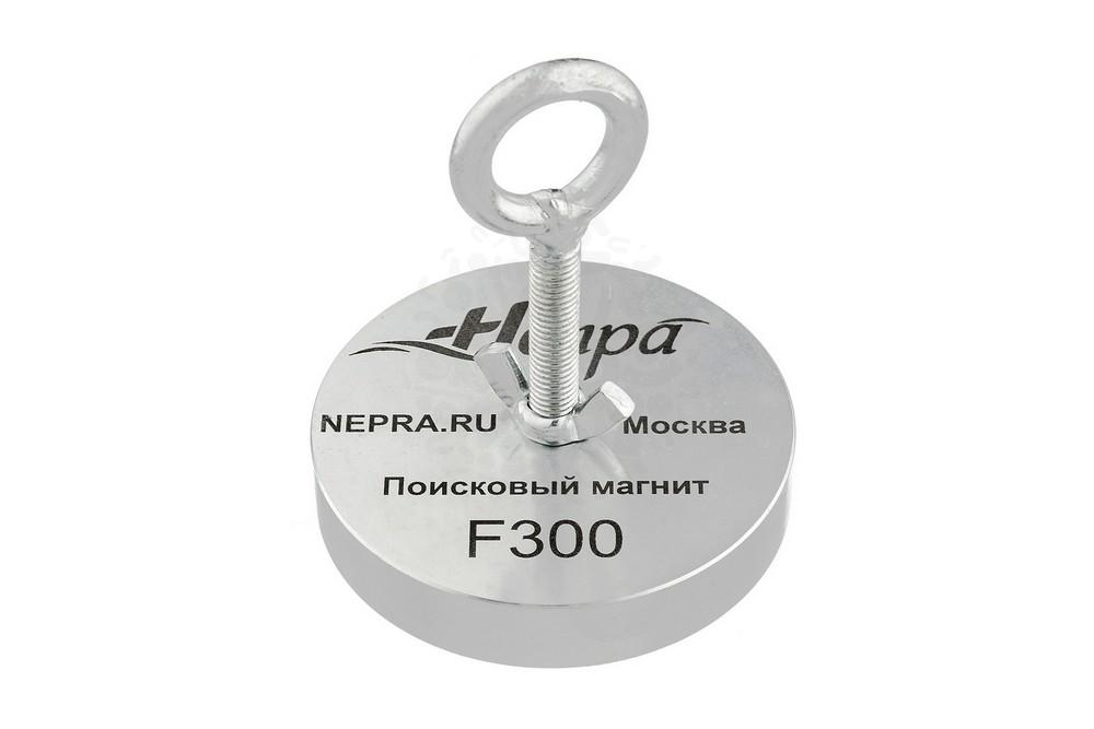 Поисковый магнит односторонний Непра F300, сила сц. 300 кг в Барнауле