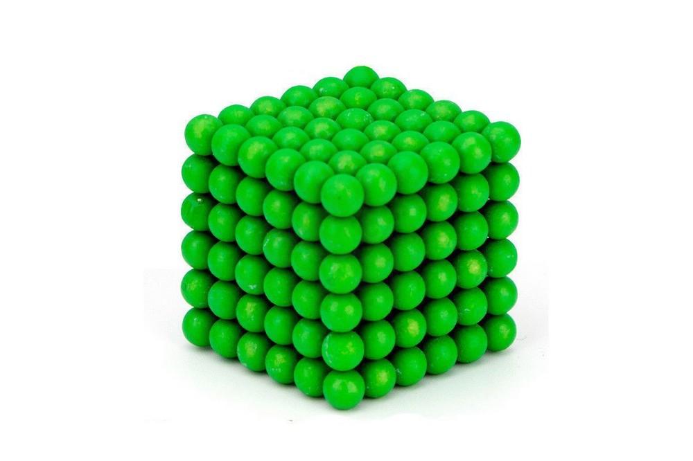Forceberg Cube - куб из магнитных шариков 5 мм, светящийся в темноте, 216 элементов в Саратове