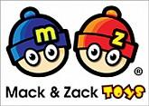 Магнитная игра морской бой Mack and Zack