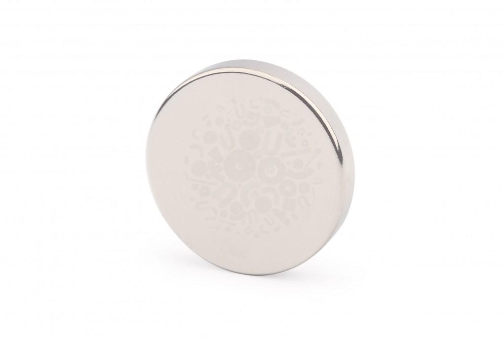 Неодимовый магнит диск 30х5 мм в Барнауле