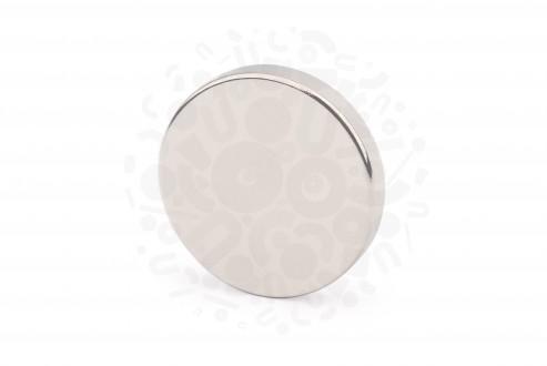 Неодимовый магнит диск 30х5 мм в Воронеже
