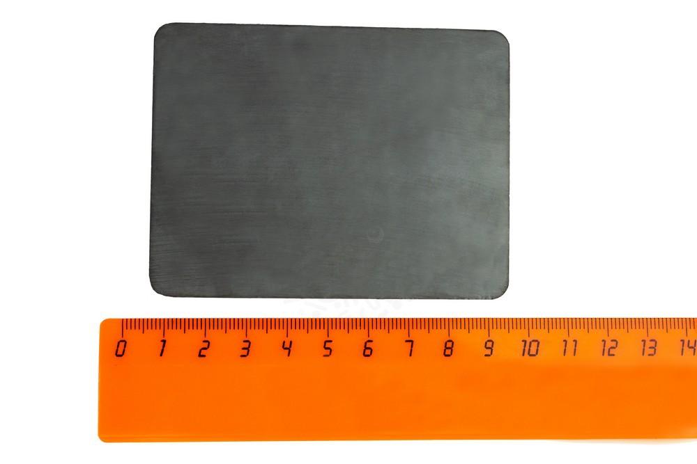 Ферритовый магнит прямоугольник 84х64х16 мм, Y35 в Курске