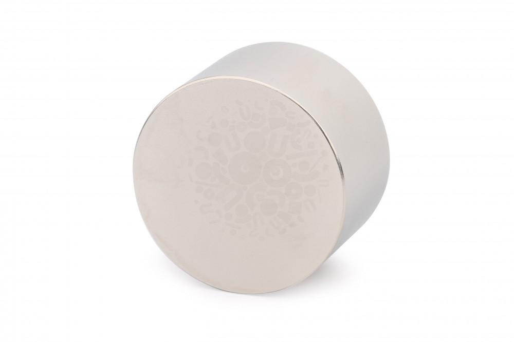 Неодимовый магнит диск 50х30 мм в Смоленске