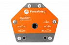 Усиленный магнитный уголок для сварки и монтажа конструкций для 6 углов Forceberg, усилие до 50 кг