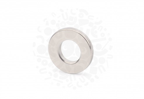 Неодимовый магнит кольцо 20x10x3 мм в Ростове-на-Дону