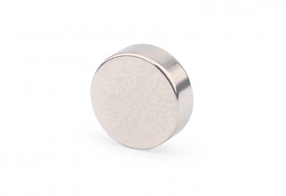 Неодимовый магнит диск 20х7 мм в Ростове-на-Дону