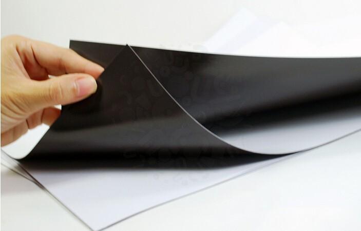Магнитная бумага А4 матовая, 10 листов