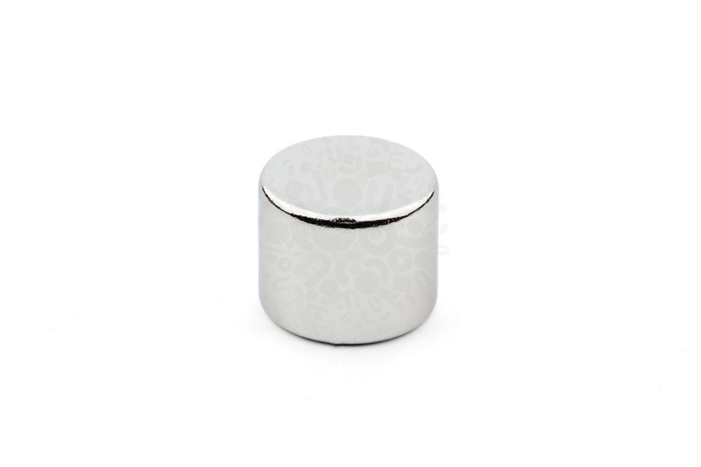 Неодимовый магнит диск 11х9 мм в Уфе