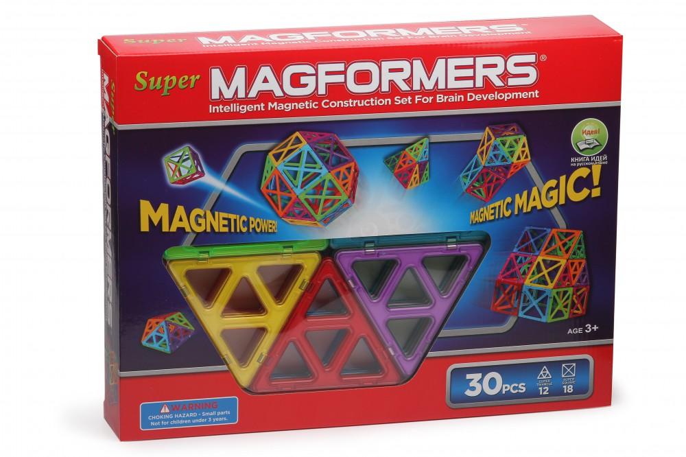 Конструктор Magformers Super 30 элементов в Астрахани