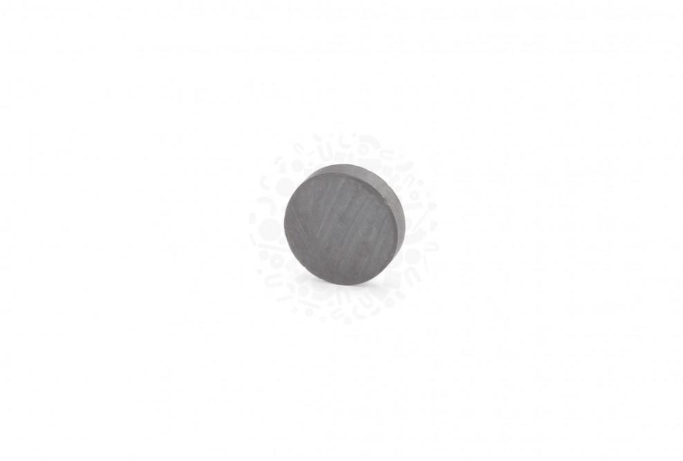 Ферритовый магнит диск 8х2 мм в Краснодаре