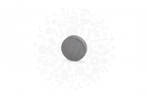 Ферритовый магнит диск 8х2 мм в Воронеже